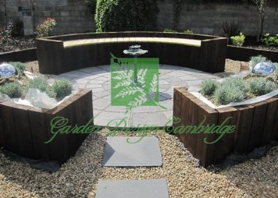 Garden Design Cambridge 186