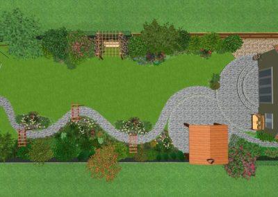 Garden Design Cambridge 20